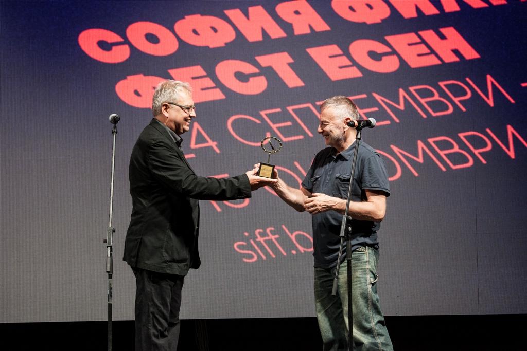 25.09-Откриване-връчване спец. награда на СФФ на Милчо Манчевски