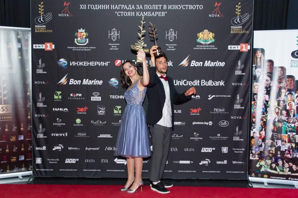6 Golemite pobediteli - Lora i Viktor